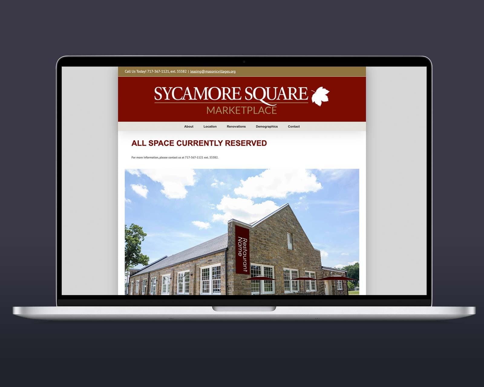 Sycamore Square Marketplace